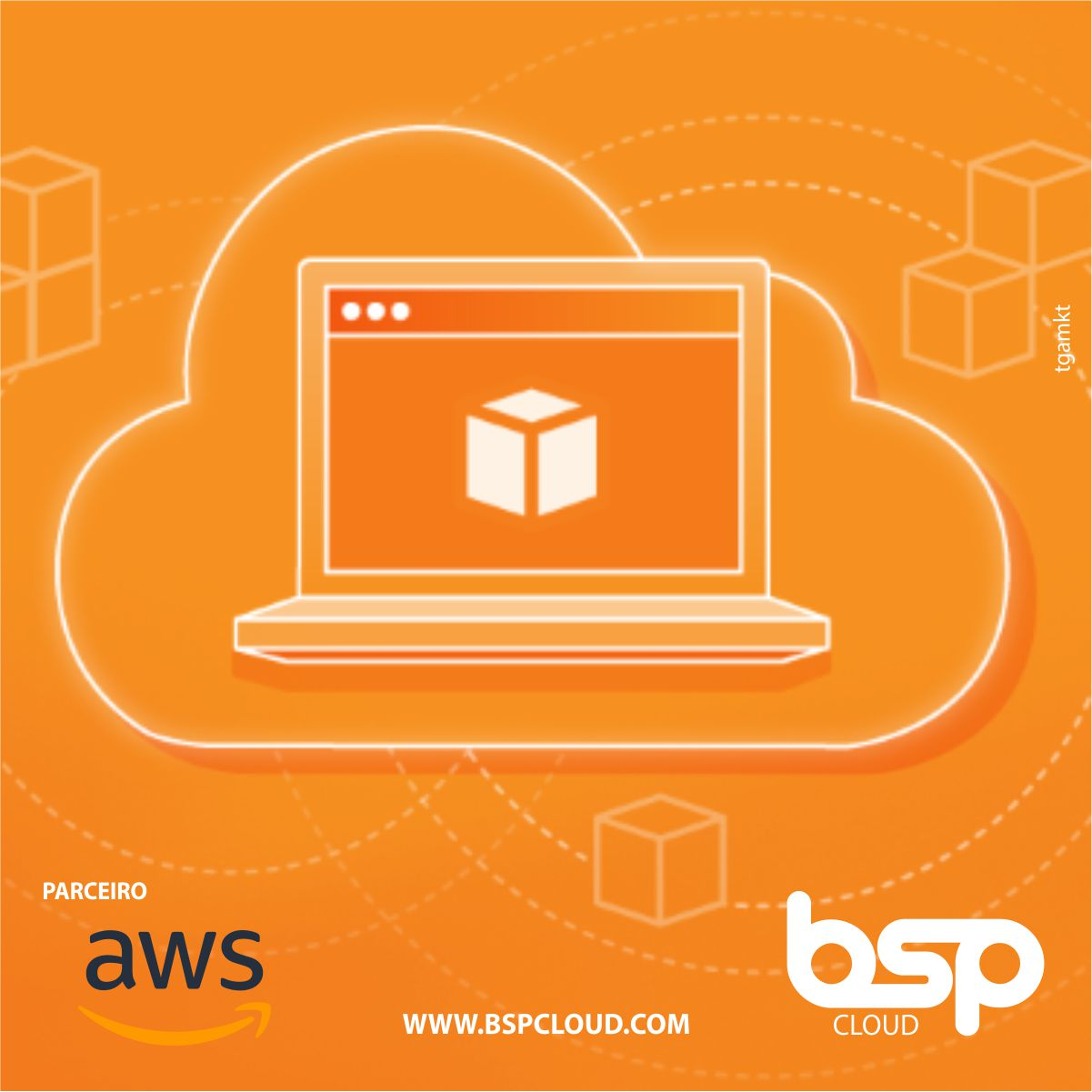 Aws Cloud Pareceiro Bsp Cloud