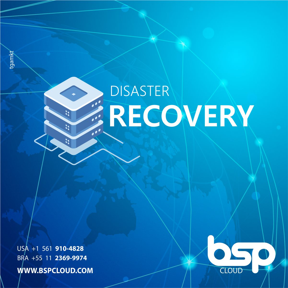 Disaster Recovery Bsp Cloud