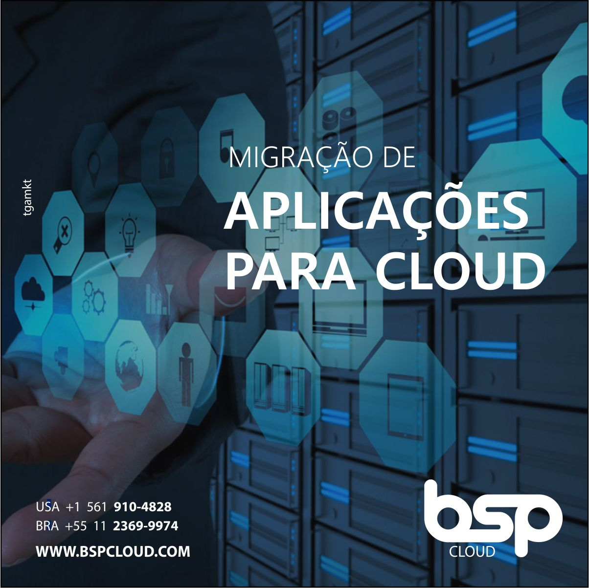 Migracao De Aplicacoes Para Cloud Bsp Cloud