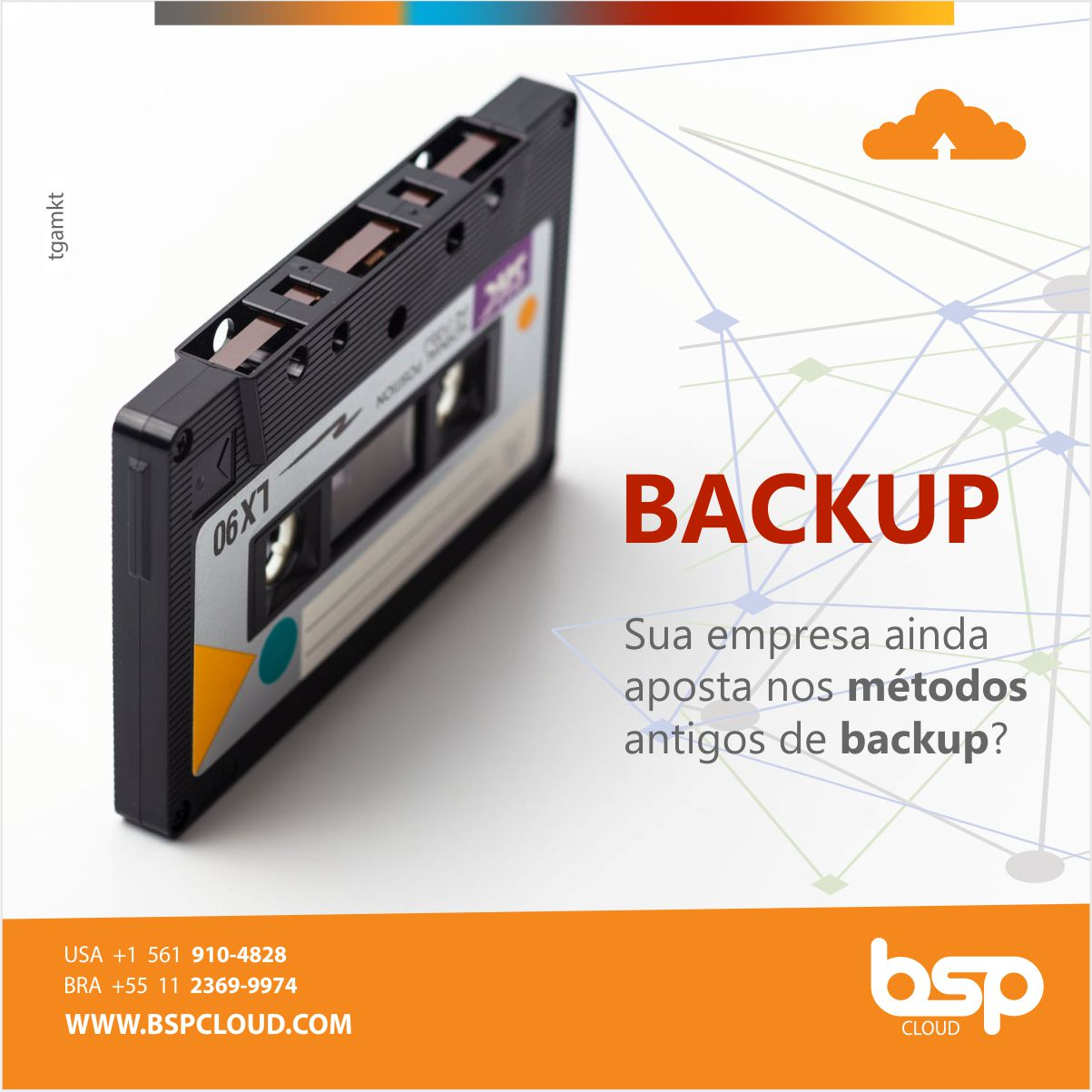 Bsp Backup Em Cloud Computing