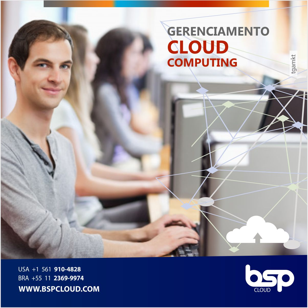 Bsp Cloud Gerenciamento Cloud Computing