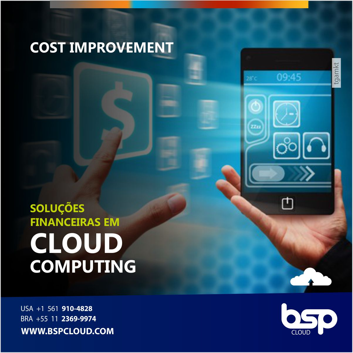 Bsp Cloud Servicos Financeiros Cloud Computing