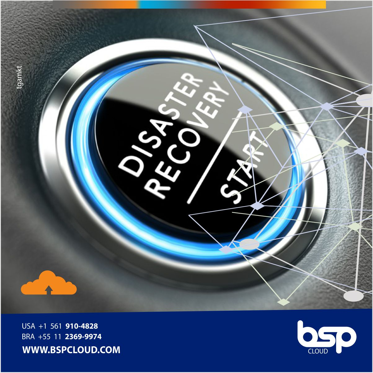 Disaster Recovery – BSP Cloud
