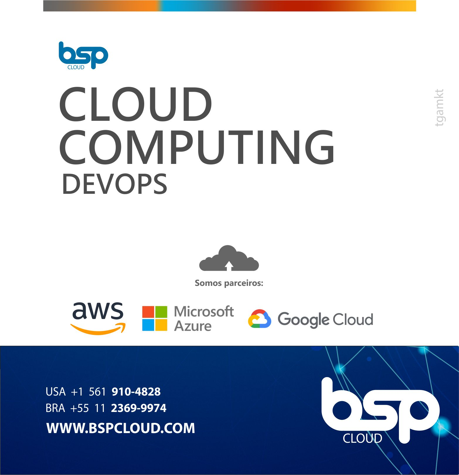 Bsp Cloud Devops Cloud Computing