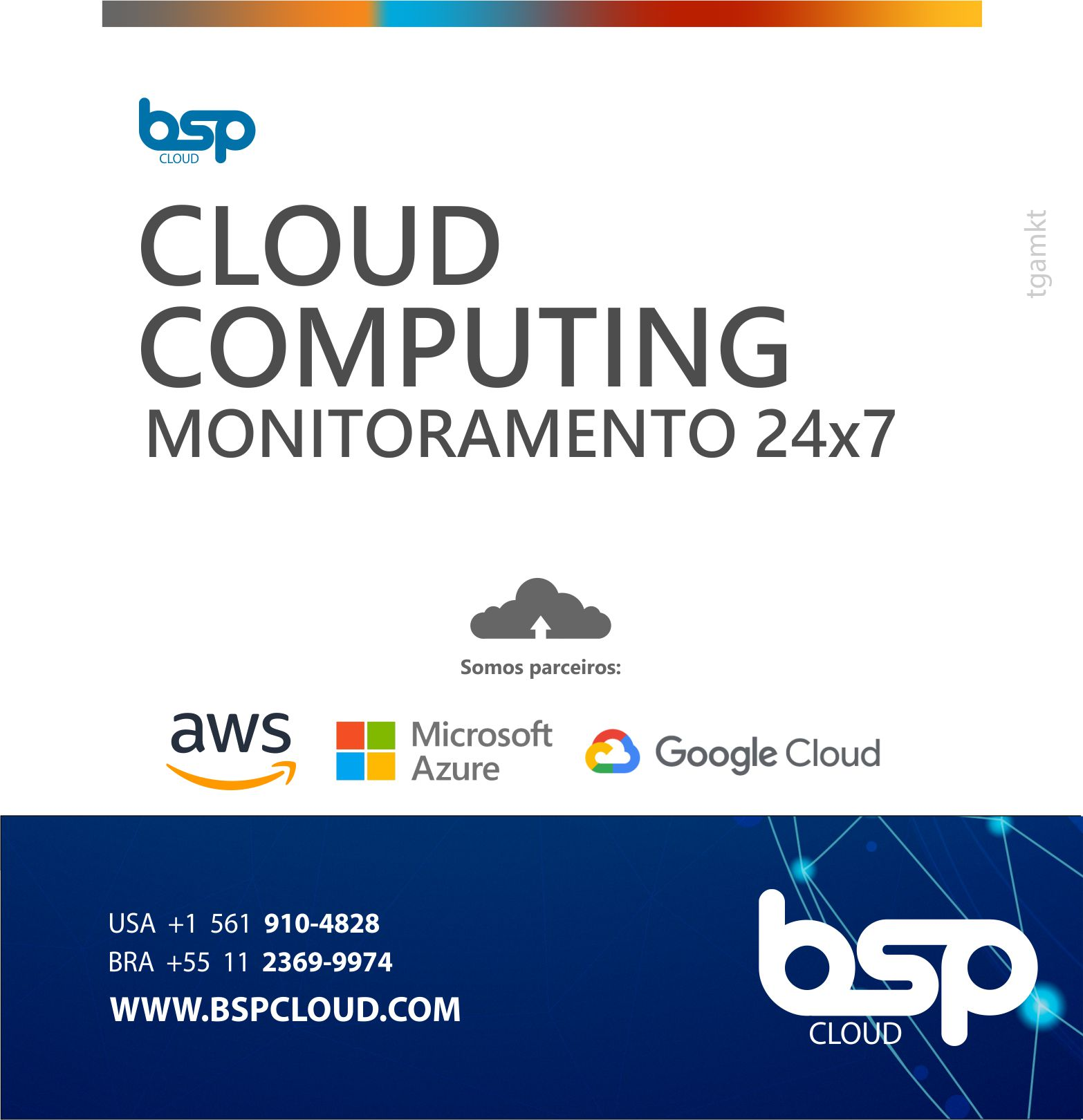 Monitoramento 24×7 Em Cloud Computing