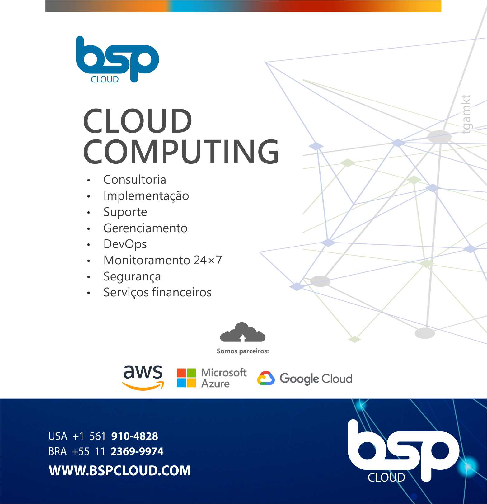 BSP Cloud Forte Atuação No Mercado De Multi Cloud – Cloud Broker